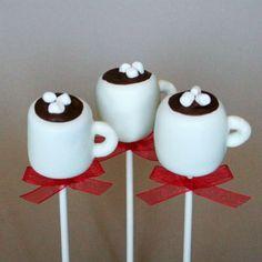Coffee Mug Cake Pops
