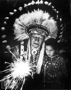 july 4th, 1955 native american