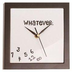 i'm gona make one of these... decor, idea, time, stuff, funni, hous, wall clocks, whatev, thing
