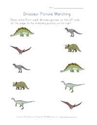 classroom, match worksheet, dinosaur week, dinosaur unit, dinosaurs, dinosaur lesson, educ, dinosaur worksheets, kid