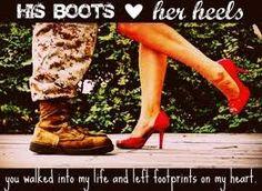 footprints, marin wife, cowboy boots, life, heart, marin girlfriend, heels, quot, combat boots