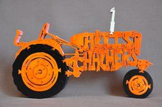 allis chalmers tractor puzzle