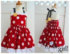 fun Minnie dress