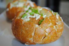 Single-Serving Bloomin' Onion Bread #vegan