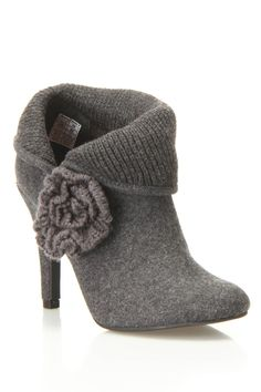 Ortensia Ankle Bootie