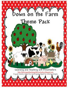 Down on the Farm Theme Pack