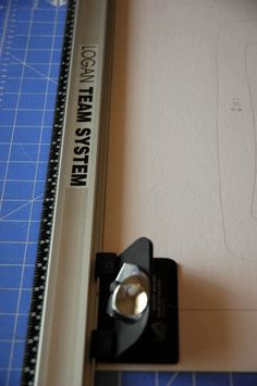 how to cut your own beveled matting