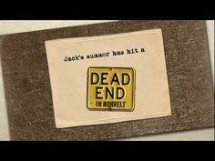 DEAD END IN NORVELT by JACK GANTOS. Twelve-year-old Jack Gantos spends the summer grounded for various offenses until he is assigned to help an elderly neighbor with a most unusual chore involving the newly dead, molten wax, twisted promises, Girl Scout cookies, underage driving, lessons from history, typewriting, and countless bloody noses.  Official trailer created by MacMillan Children's Publishing.