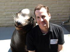 At SeaWorld San Diego