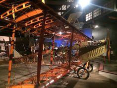 Air & Space Museum - Boeing Field, Seattle WA