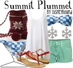 Summit Plummet by disneybound