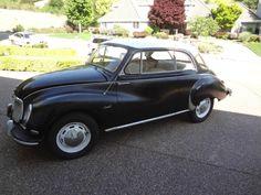 1958 DKW 3-6