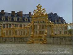 Palace of Versailles!
