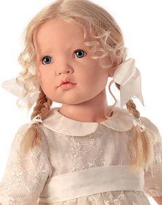 Jule....2014 Hildegard Gunzel doll