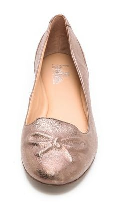 ariana bow flats / belle by sigerson morrison