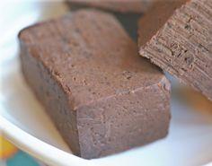 black bean fudge (mostly raw)