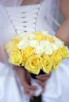 I might have yellow roses as they were what my Granddad always bought for my Nanna