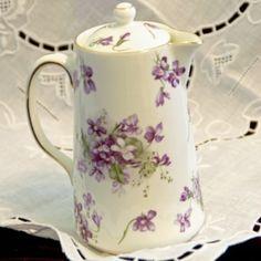 victorian violet, violet syrup