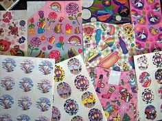 sticker collections