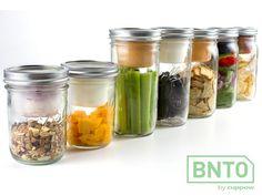 BNTO - Food Travel Jar by Cuppow » Yanko Design