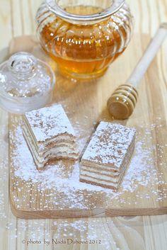 Honey pie / Medena pita