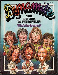 Loved Dynamite magazine