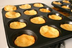 pancakes in a muffin tin!
