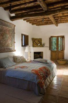 Southwest bed room design