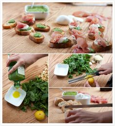 How To: Spinach Pesto Bites