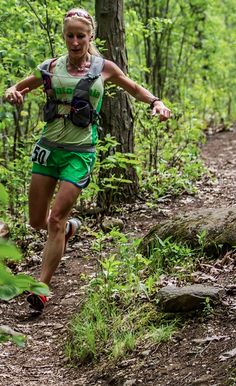 Patagonia trail running ambassador getting after it