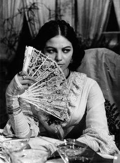 Claudia Cardinale - il gattopardo (Visconti, 1963) Palme d'or à Cannes