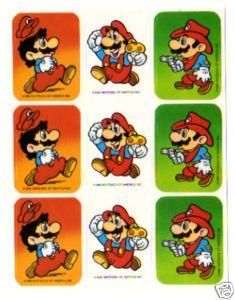 Scratch n' Sniff - Super Mario Bros