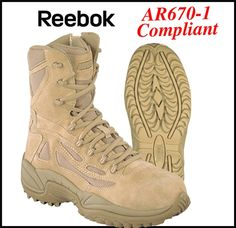 Reebok Boots-Stealth