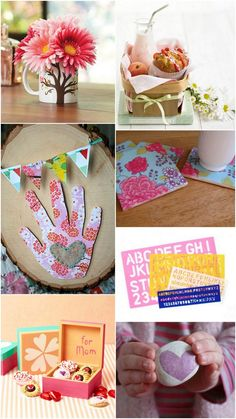 DIY Ideas: Mother's Day Crafts You Can Make Yourself!