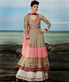 It's the onset of Festive Season With #Rakshabandhan around the corner, its time to revamp your Ethnic Closet.  Prefer this link to shop :- http://www.shoppers99.com/rakhi_special/designer_sharara_anarkali_collection