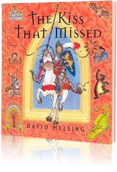 The Kiss That Missed Written by: David Melling | Read by: Karan Brar. http://www.storylineonline.net/kiss-missed/
