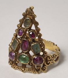 Finger ring, Europe, 16th century
