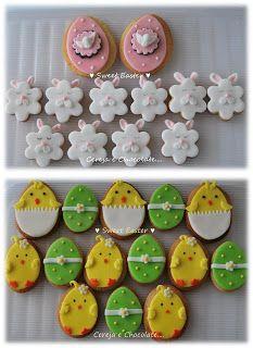 Cereja e Chocolate - cakes, cupcakes & cookies: Bolachas