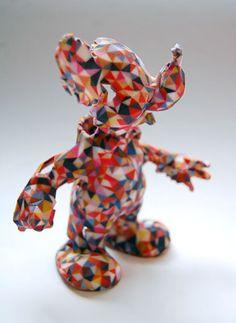 Matthew Plummer Fernandez 3D Print Showcollection of 3D printed art.Join the 3D Printing Conversation: http://www.fuelyourproductdesign.com/