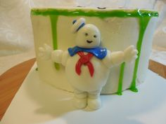 Ghost Busters Cake, Sta Puft
