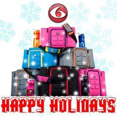 Did Santa get you a 6 Pack Bag this year? #travelfit