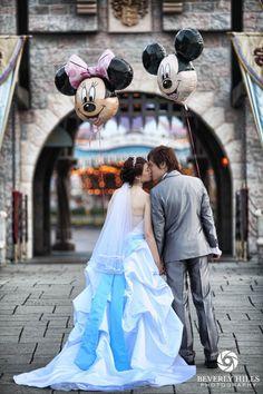Disney wedding love this