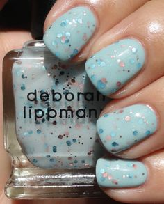 Deborah Lippmann Glitter in the Air.