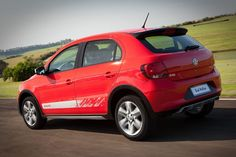 carro novo: Volkswagen Gol Rallye 2014