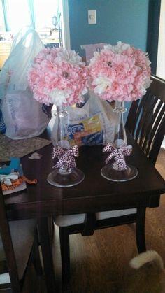 My DIY flower balls