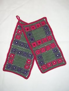 potholders for my mom