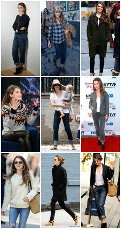 BLISS - keri russell's impeccable style
