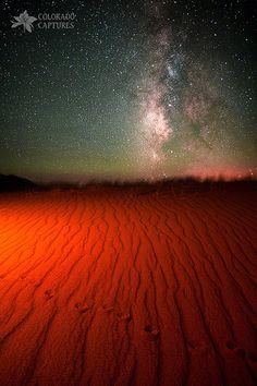 Sand Dunes National Park, near Alamosa, Colorado
