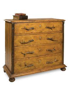 Antler pull chest of drawers...Sarreid @ Gilt