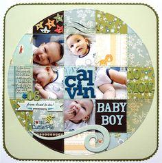Baby Boy - Scrapbook.com